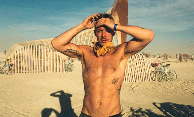 Escucha el set de Diplo en Burning Man