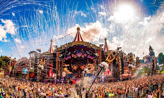 Tomorrowland arranca la cuenta regresiva con un set de Paul Kalkbrenner