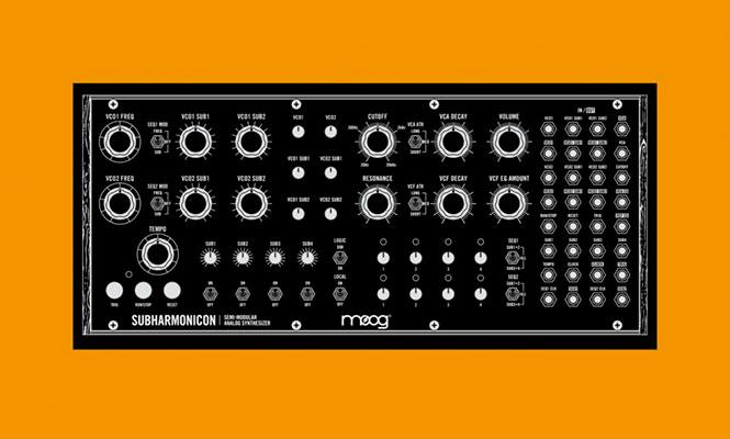 Moog presentó Subharmonicon, un nuevo sintetizador para armar
