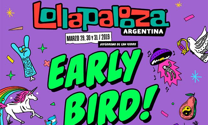 Lollapalooza Argentina confirmó fechas para el 2019