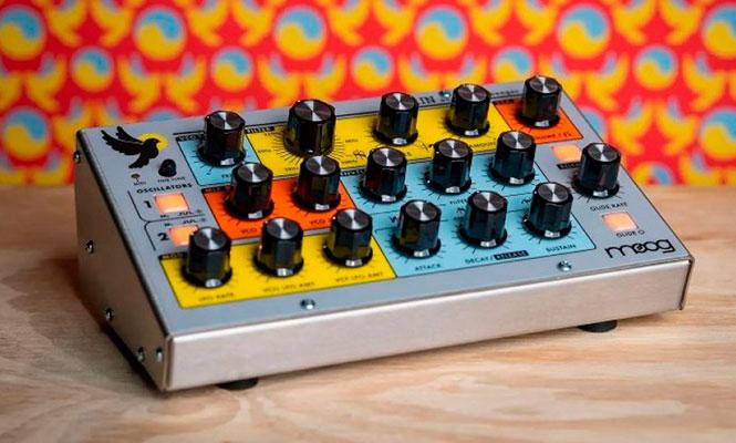 Conozcan a Sirin, el nuevo sintetizador de Moog