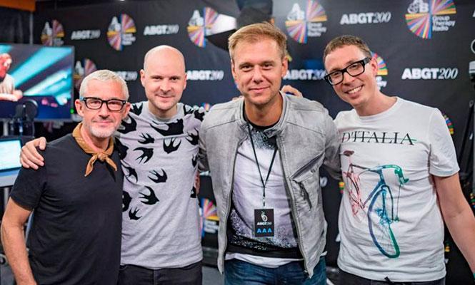 """Armin Van Buuren y Above & Beyond lanzan su primera colaboración, """"Show Me Love"""""""