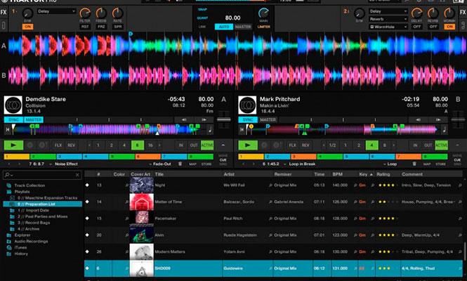 Traktor Pro presenta nueva versión beta con actualizaciones para la mezcla armónica