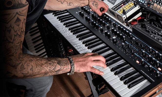 Novation compartió adelantos de su sintetizador Summit