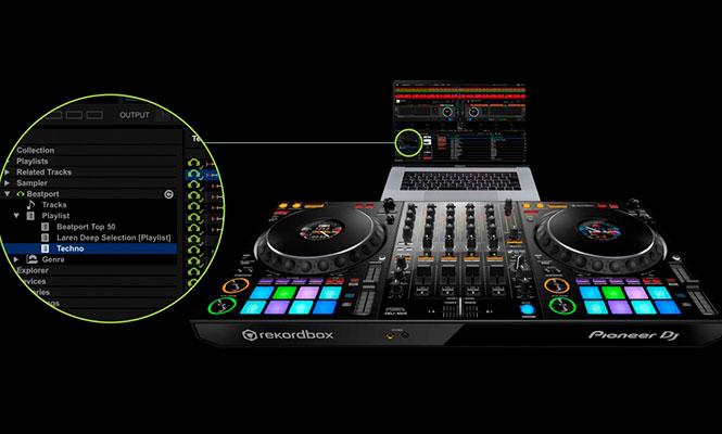 Ya se puede descargar el catálogo completo de Beatport desde rekordbox dj