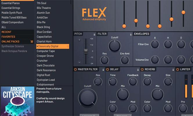 FL Studio agregó un nuevo sintetizador a su actualización gratuita