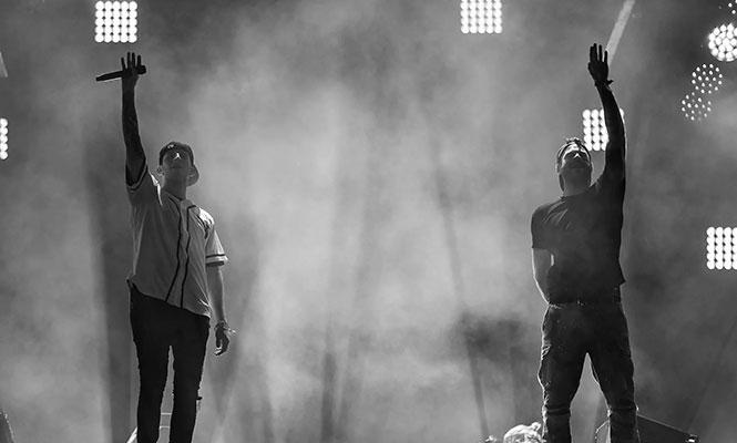 """The Chainsmokers colaboró con Illenium en el nuevo single """"Takeway"""""""