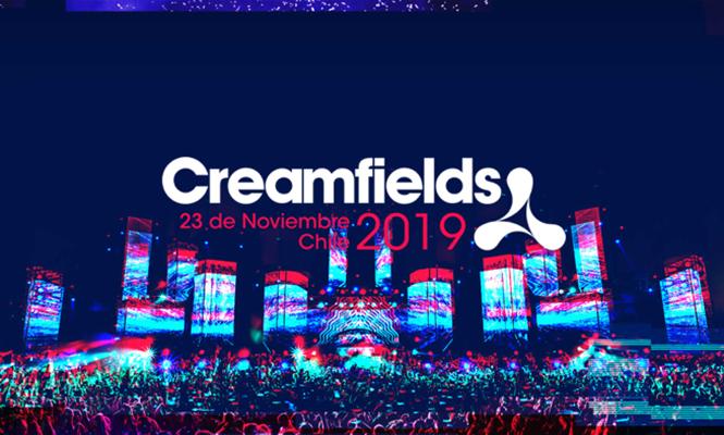 Creamfields Chile anunció el line up de su próxima edición