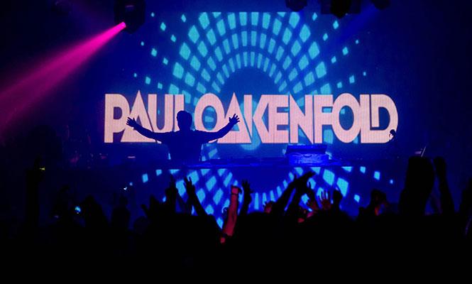 Paul Oakenfold celebra los 50 lanzamientos de Perfecto Black con nuevo single
