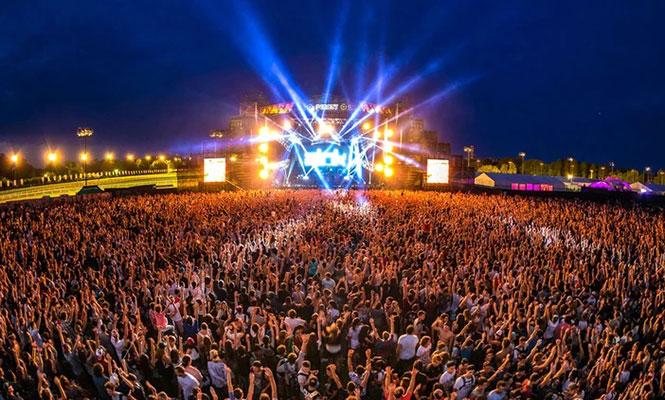 Armin Van Buuren, Martin Garrix, Rezz y Madeon confirmados para las ediciones sudamericanas de Lollapalooza