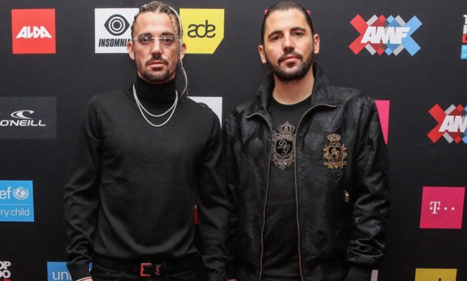 Top 100 DJs: Dimitri Vegas & Like Mike destronó a Martin Garrix