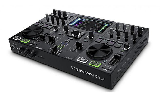 Denon DJ presentó su nuevo dispositivo portátil Prime GO