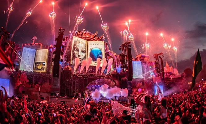 Tomorrowland 2020 presenta un interminable line up repleto de estrellas