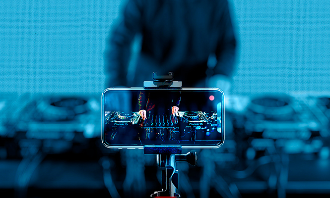 Cómo transmitir un buen DJ set desde tu casa