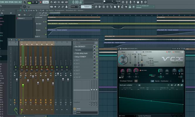 El nuevo FL Studio 20.7 añade scripts para controladores MIDI y plantillas para crear videos