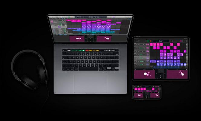 Logic Pro X presentó una nueva actualización