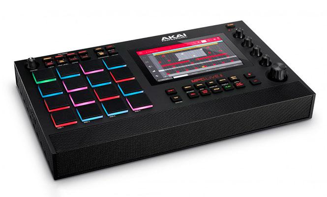 Akai Pro anuncia nuevo MPC con parlantes integrados