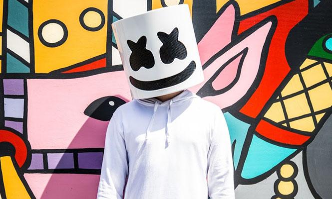 Marshmello publicó nuevo single pop junto a Halsey