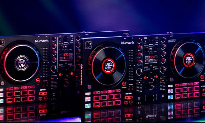 Numark anunció dos nuevos controladores de bajo presupuesto