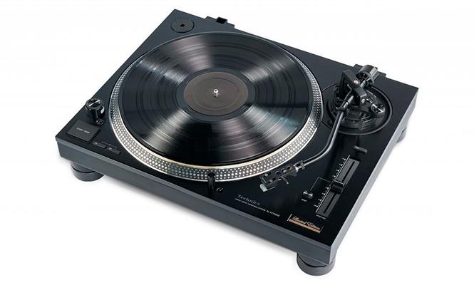 Technics presentó una edición limitada de su icónica SL-1210GAE