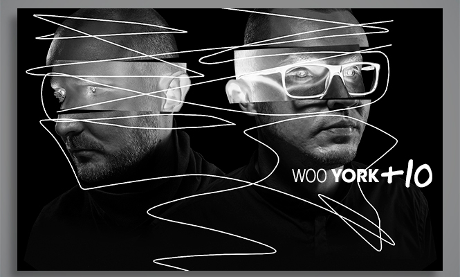 Woo York + 10: El dúo elije sus tracks favoritos de Afterlife