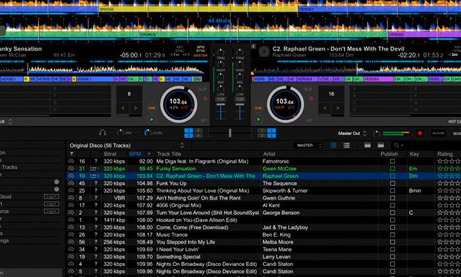 Pioneer DJ agrega la detección de vocales en la actualización de Rekordbox