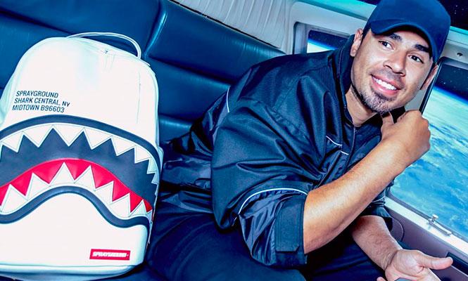 Mira la nueva mochila que Afrojack desarrolló para las giras de los DJs