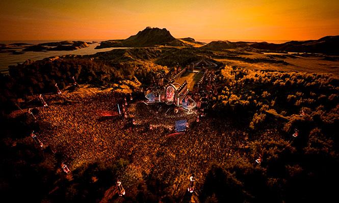 Cómo hizo Tomorrowland para desarrollar su festival virtual