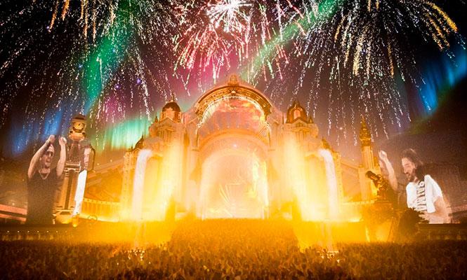 Ya se pueden ver todos los sets de Tomorrowland digital
