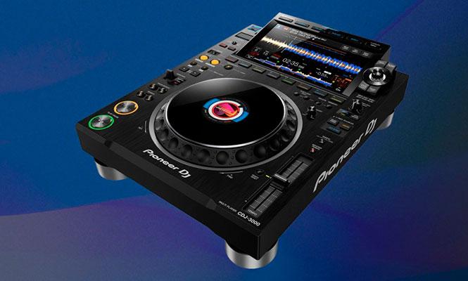 Qué nos traen las nuevas CDJ-3000 de Pioneer DJ