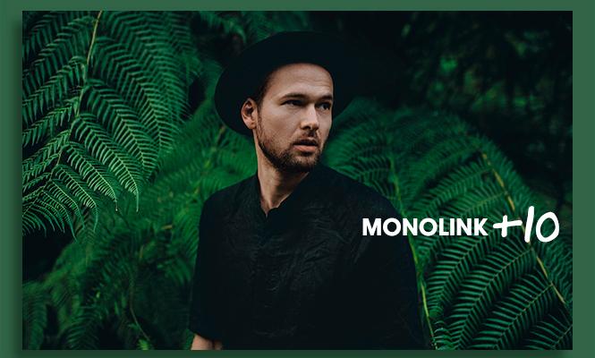 Monolink +10: Sus primeras influencias electrónicas