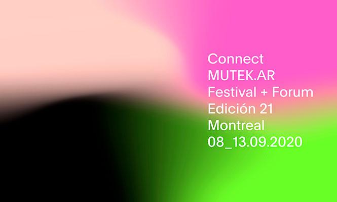 Cómo es el festival híbrido que lleva adelante Mutek este año