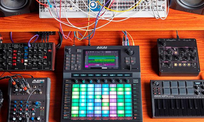 Force de Akai Pro ahora te permite importar sesiones de Ableton Live