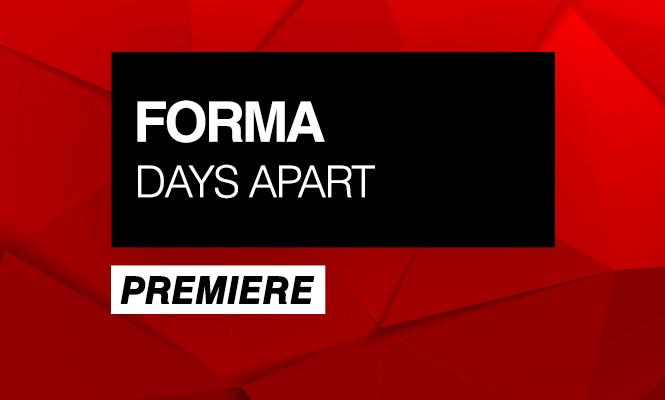 """El proyecto Forma de Juan Hansen lanza """"Days Apart"""": Premiere"""
