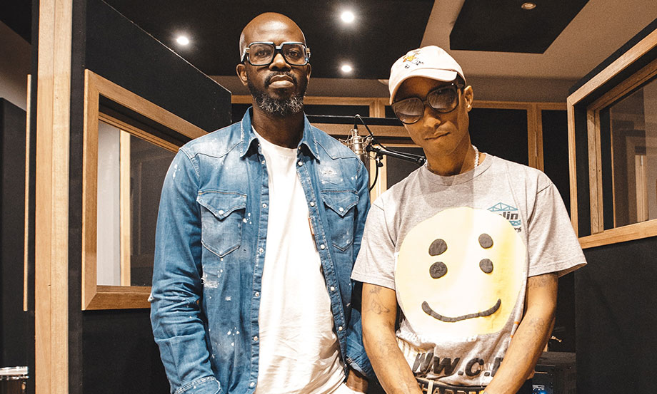"Escucha la colaboración entre Black Coffee y Pharrell Williams, ""10 Missed Calls"""