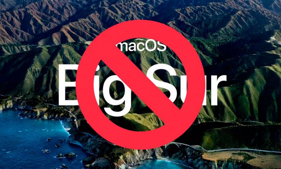 DJs y productores están experimentando problemas con la nueva actualización de MacOS Big Sur
