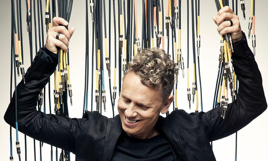 Martin Gore de Depeche Mode lanza nuevo EP en solitario