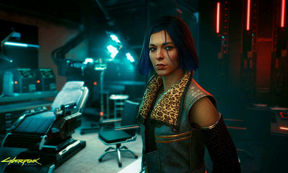 Nina Kraviz será un personaje del videojuego Cyberpunk 2077