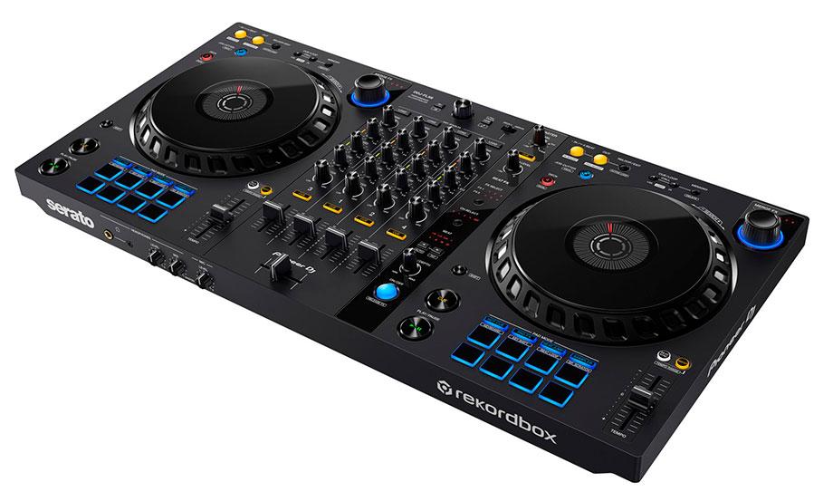 Pioneer DJ anunció su nuevo controlador DDJ-FLX6