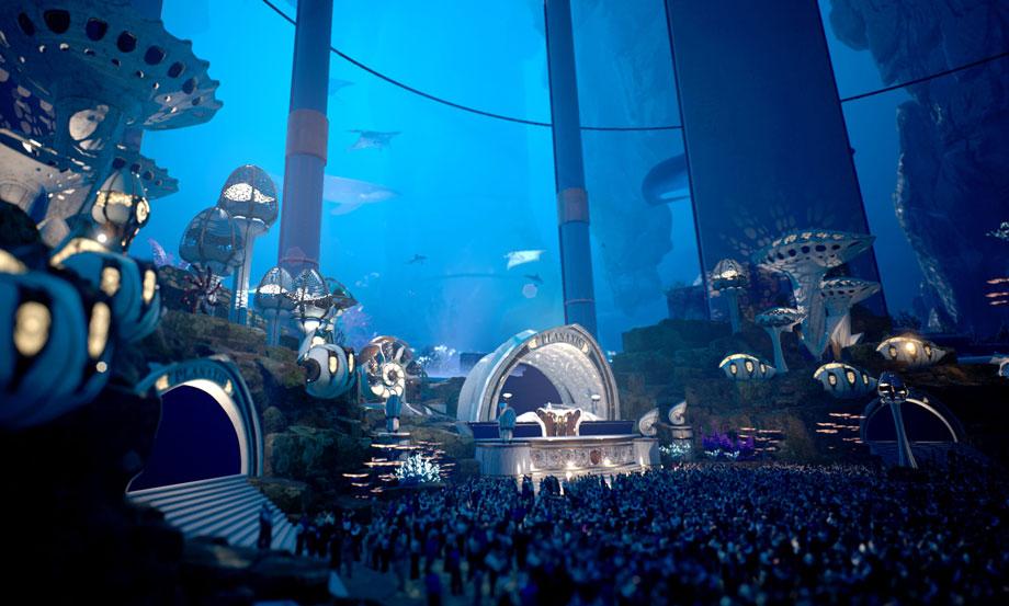 Todo lo que tienes que saber para celebrar Año Nuevo junto a Tomorrowland