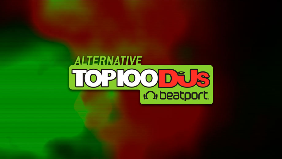 Top 100 DJs Alternativo