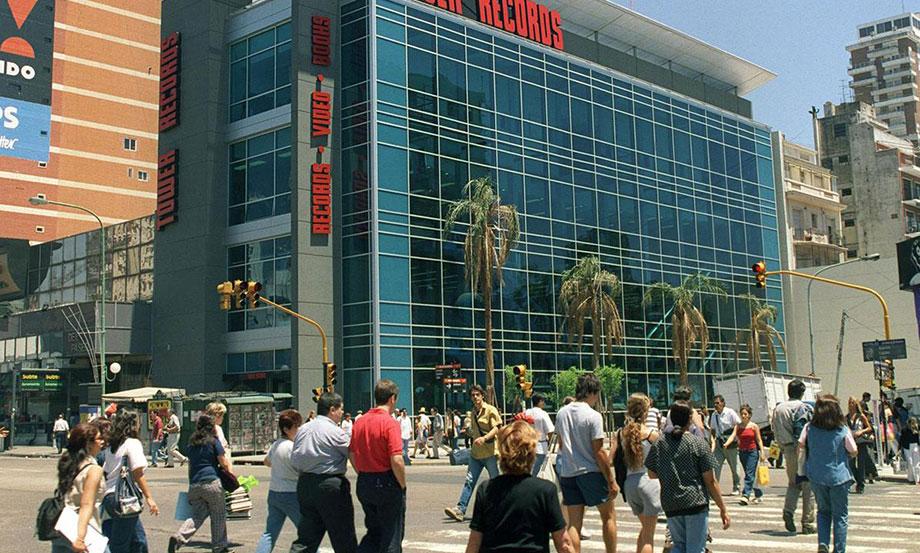 Tower Records se relanzó como tienda online
