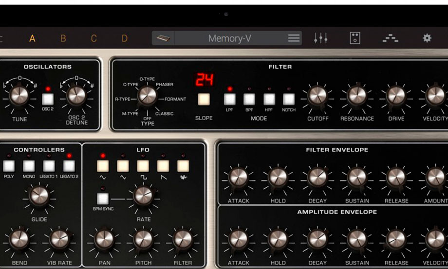 Descarga gratis el sampler Syntronik Memory-V de IK Multimedia
