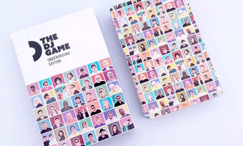 Consigue el mejor espacio del line up con este nuevo juego de cartas basado en DJs