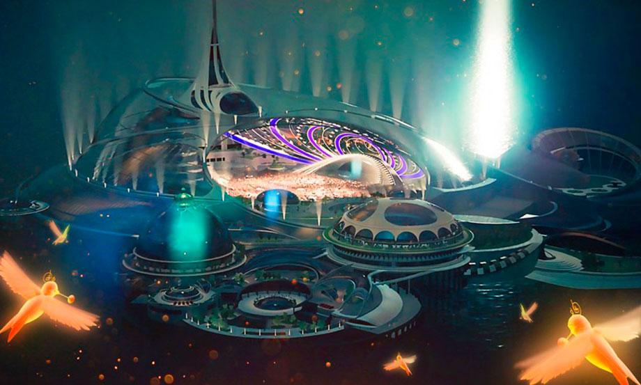 Mira el tráiler que compartió Tomorrowland sobre su celebración de Año Nuevo