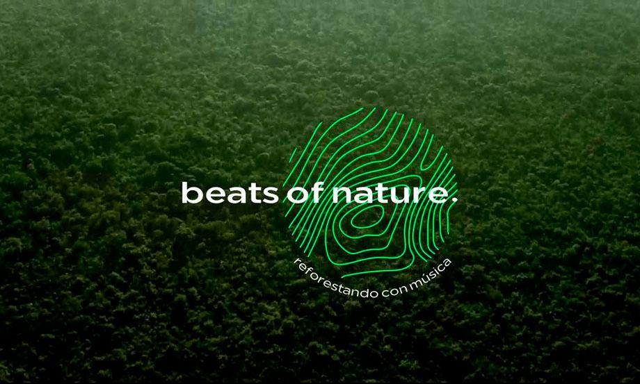 Beats of Nature transmite un set desde Mina Clavero para reforestar la Reserva Carayá