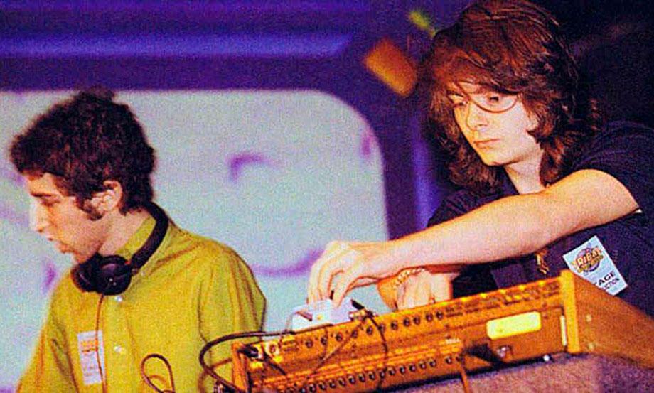 Apareció una sesión inédita de tres horas de Daft Punk grabada en 1995