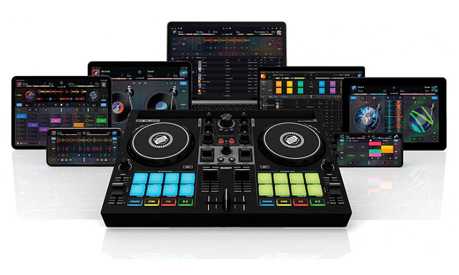 Reloop anunció su nuevo controlador portátil Buddy DJ