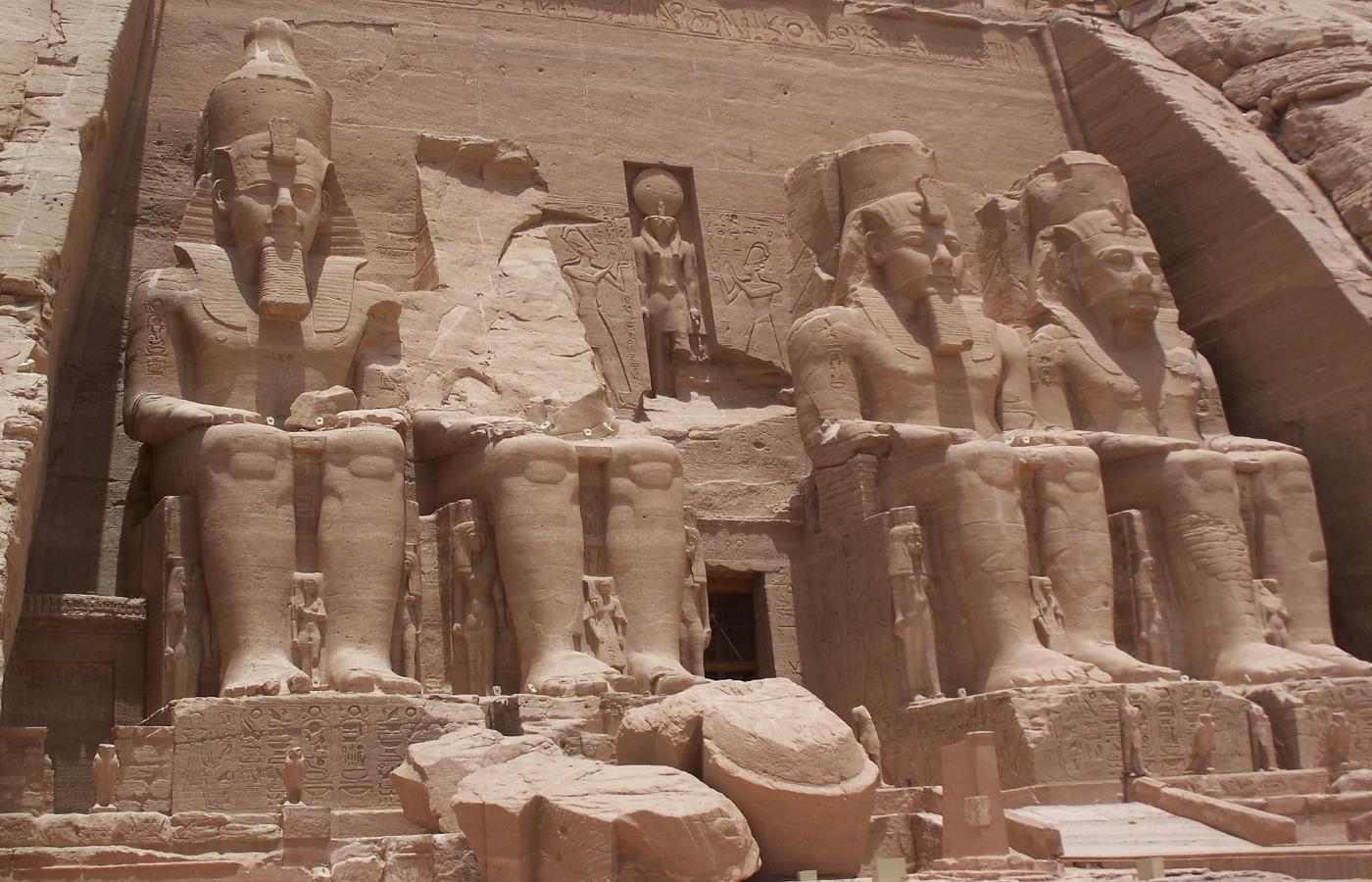 WhoMadeWho se presentará en el templo egipcio de Abu Simbel para Cercle