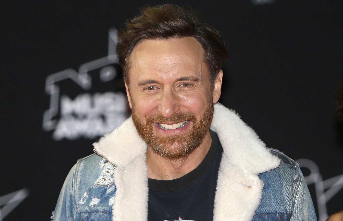David Guetta remixó a Jason Derulo y Adam Levine de Maroon 5